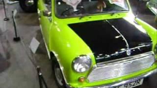 MR BEAN   mini car