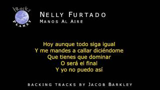 Manos Al Aire - Instrumental Version in the style of Nelly Furtado
