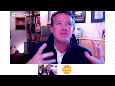 ITM Hangout with Steve Spangler (Oct 2012)