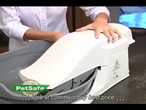 Simply Clean Litter Box by PetSafe