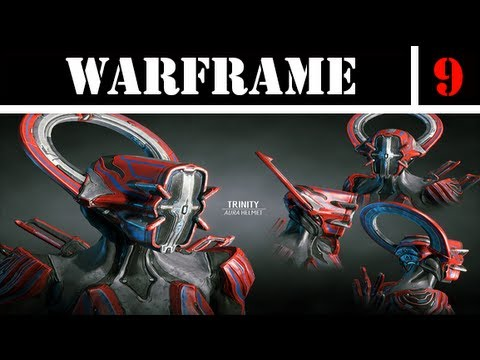✖ Warframe » Trinity Help At Hand