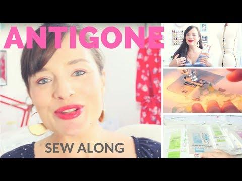 Sew along Antigone