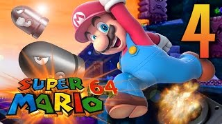 THE FORTRESS   Super Duper Mario 64 #4