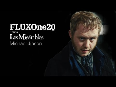 Les Miserables actor Mike Jibson talks to FluxOne20