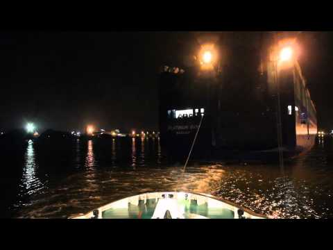 Antwerp Harbor Tug - Platinum Ray HD