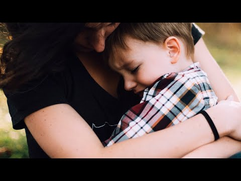 איך להגיב לבכי של הילד שלנו?