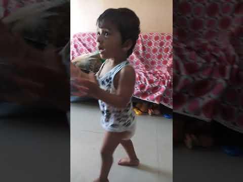 Zingat song sairat by 1 year 4 month boy arnav