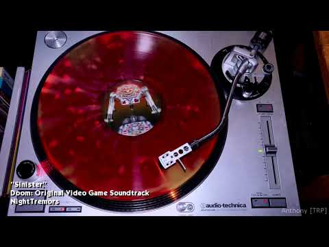 Doom: Original Video Game Soundtrack: Side B | Vinyl Rip (NightTremors)