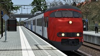 Train Simulator: Arnhem - Ede-Wageningen with NS Freedom Train Mat