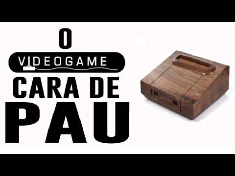 O Videogame Cara de Pau!  O  Technology CreatiVision