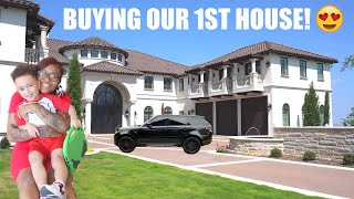 BUYING OUR 1st HOME!!!
