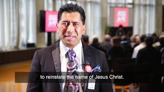Pastor Tauira, Jesus for NZ