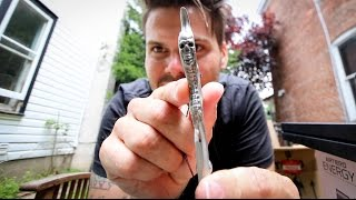 Skull Scissor? Mens Clipper Cut With Disconnection Tutorial - MATT BECK VLOG 55
