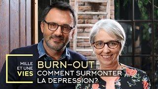 Se guérir du burn-out et la dépression, la vie de christine dellocque - mille et une vies