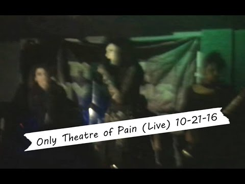 Rozz Williams Tribute Show Featuring Only Theatre of Pain