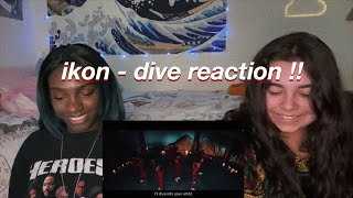 "Download iKON –""뛰어들게(Dive)"" MV | (REACTION)"