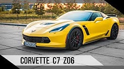 Corvette C7 Z06 | 2018 | 2019 | Test | Review | Fahrbericht | MotorWoche | MoWo