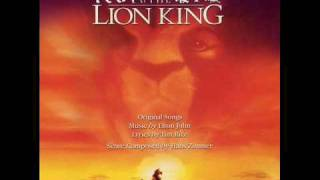 The Lion King soundtrack: Circle of Life (Spanish)