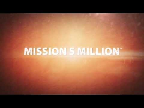 Mission 5 Million