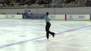 21 Jason BROWN (USA) - ISU JGP Istanbul 2012 Junior Men Free Skating