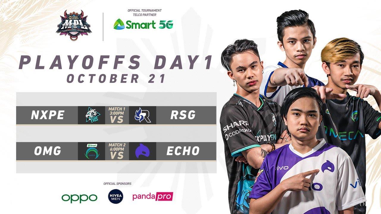 Download (FILIPINO) MPL-PH S8 Playoffs Day 1
