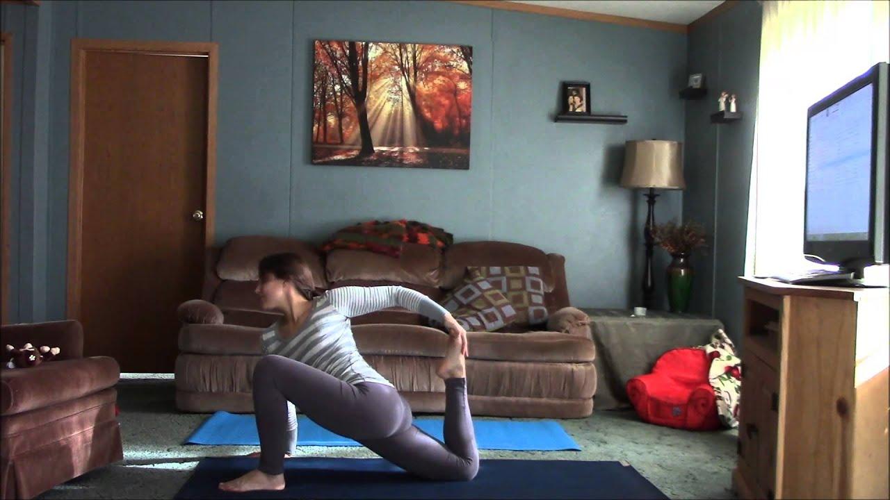 Living Room Yoga Sessions