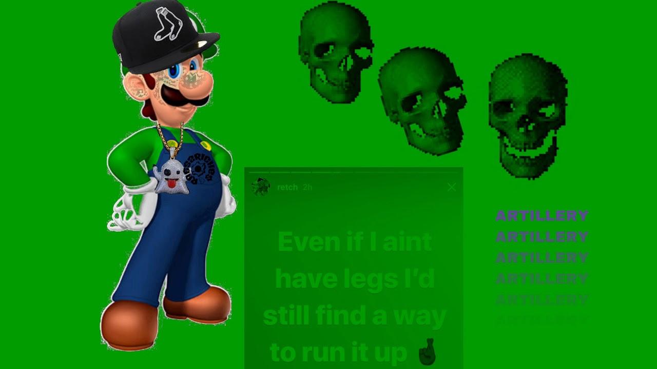Ugly God X Luigi Type Beat 2018 Prod Thomas Artillery Youtube