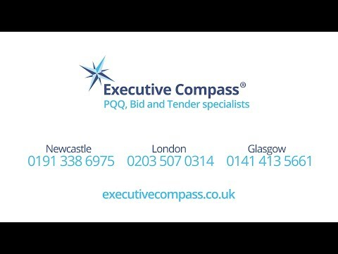 Executive Compass | PQQ Bid & Tender Consultants in the UK