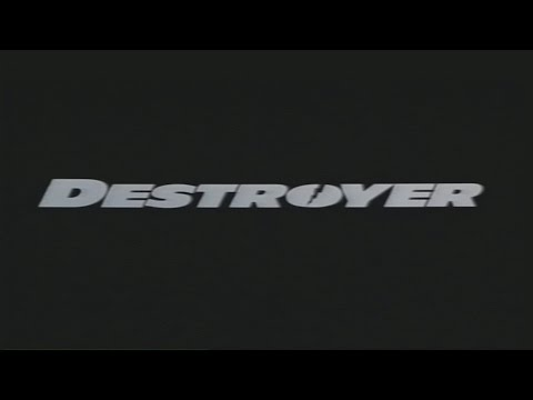 "Credit score by Patrick O'Hearn to the movie ""Destroyer"""