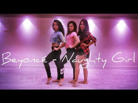 Naughty girl Beyonce | Nisha Mahendra Choreography | India
