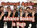 Golmaal Again advance booking is huge | Ajay Devgn | Rohit shetty | Pareeniti chopra
