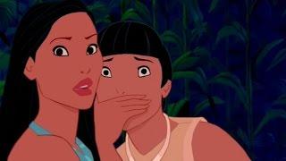 Pocahontas (doublage humoristique)