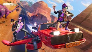 "Nuovo Synth Star e Stage Slayer a Fortnite MamaLupo gioca Fortnite ""Funny"" Momenti epici"
