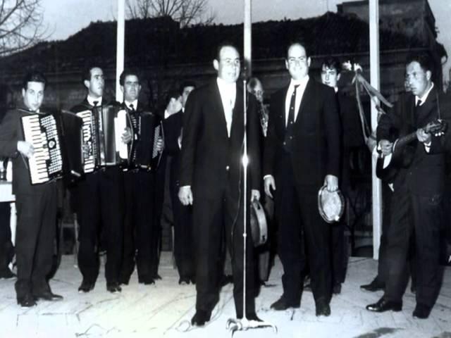 Gambatesa maitunat 31 dic 1981: zio Eligio e Fabio Giorgio
