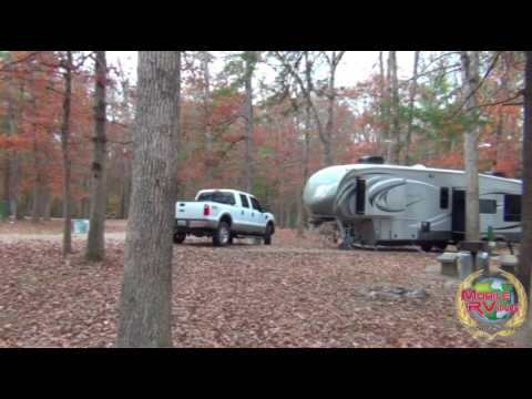 Cumberland Mountain State Park Crossville Tennessee
