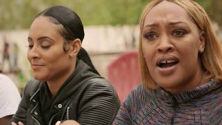 Tamika And Angela Almost Go Blow For Blow | From The Bottom Up