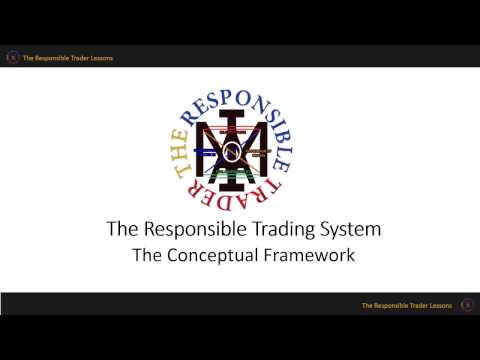 The Responsible Trading System Conceptual Framework