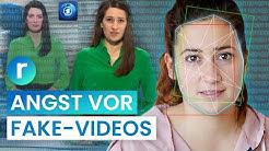 Deepfake-Videos: Erkennst du die Fälschung? | reporter