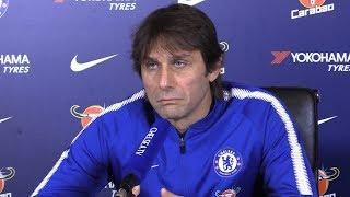 Antonio Conte Full Pre-Match Press Conference - Chelsea v Arsenal - Carabao Cup - No Regrets