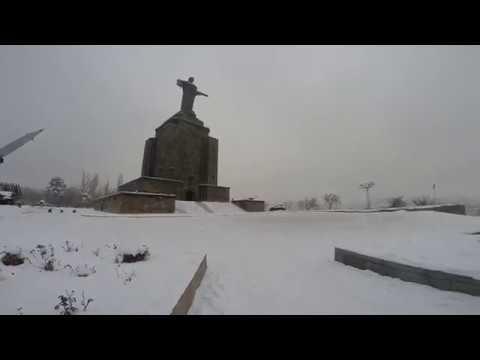 Парк Победы и монумент Мать Армения. Ереван.