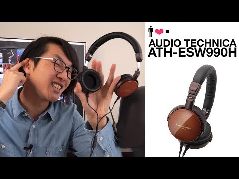 LLAT: Audio Technica ATH-ESW990H Review - Knock On Wood