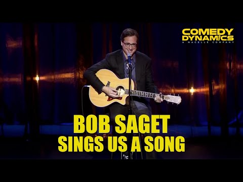"""Bob Saget - """"The Girl From The Driftwood Nursing Home"""" Song (Stand up Comedy)"""