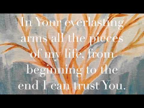 Sovereign by Chris Tomlin background piano arrangement karaoke with lyrics