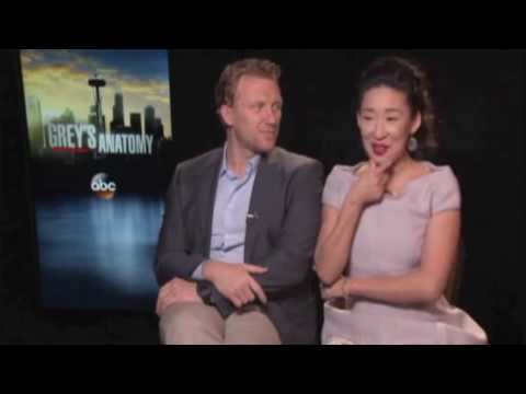 Sandra Oh & Kevin McKidd interview with OTRC