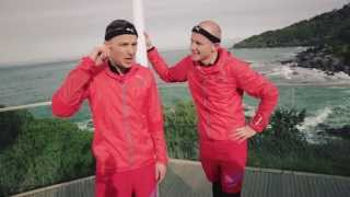 Bluffing Their Way To The Cape Part 1 | Jono and Ben at Ten/Comedy For Cure Kids