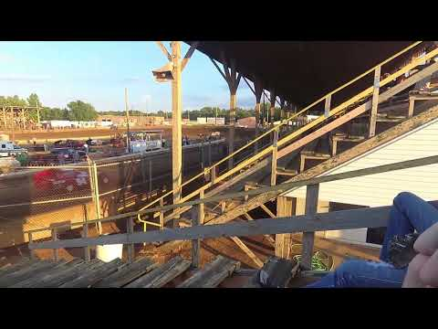 Belle Clair Speedway July 27 2018 Modified Heat
