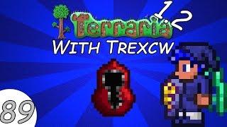 Terraria 1.2 with Trexcw: Episode 89- Crimson Key Mold