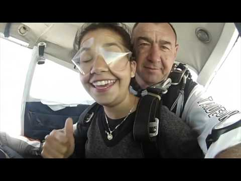 Skydiving in Grahamstown / Southafrica
