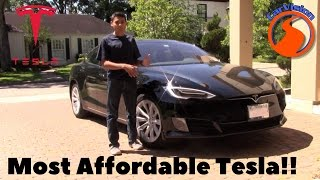 2016 Tesla Model S 60 Review - Why the Cheapest Tesla is all you need