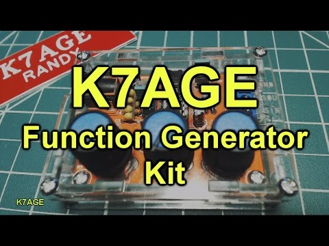 Build An Analog Function Generator